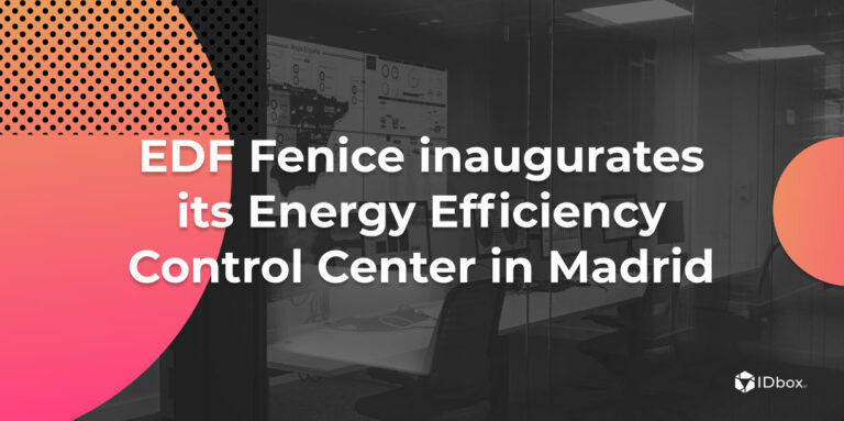 EDF Fenice inaugurates its Energy Efficiency Control Center in Madrid
